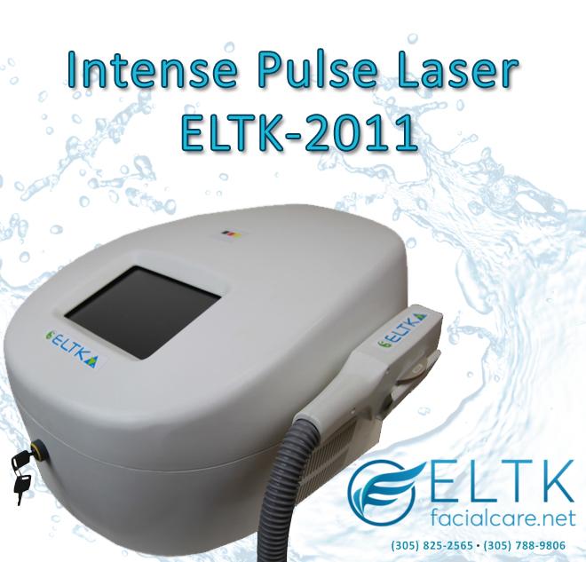 IPL LASER ELTK-2011 System